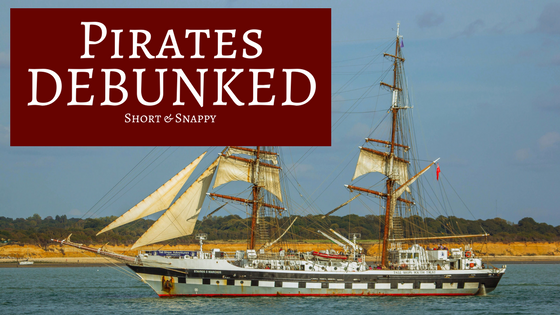 Pirates DEBUNKED