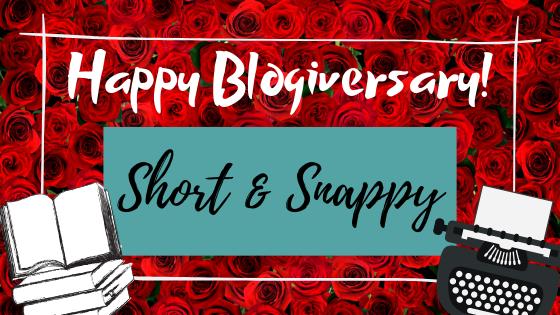 Happy Blogiversary! 2019