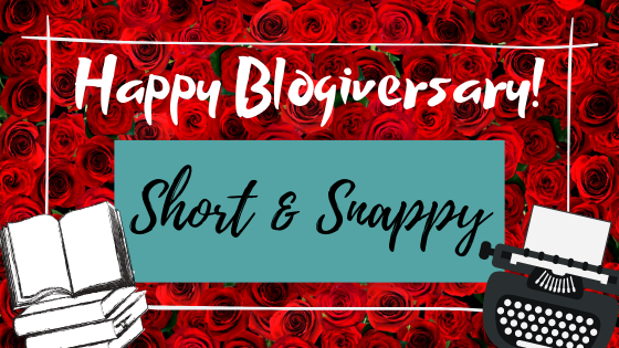 Happy Blogiversary! 2019