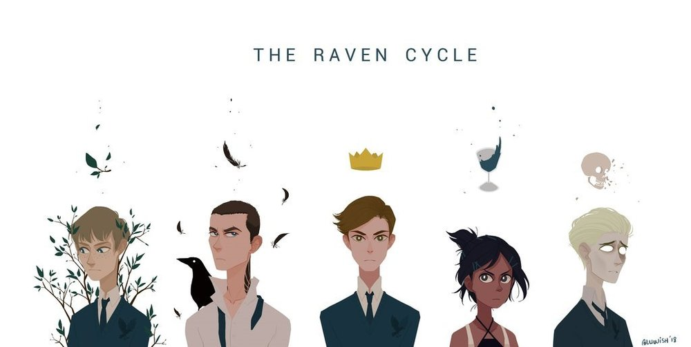 How to Introduce Main Characters: The Raven Boys by Maggie ...